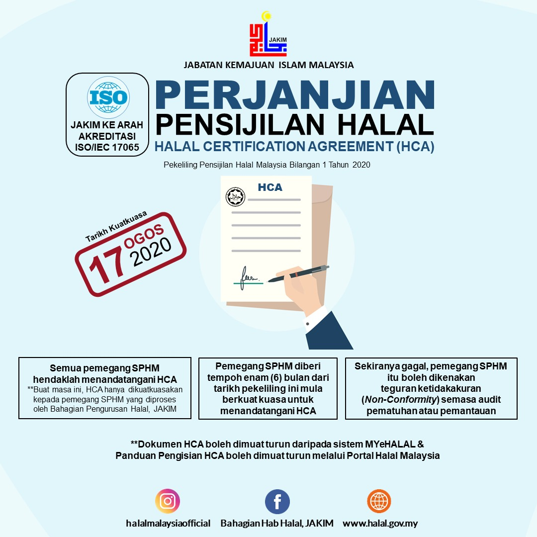 Halal Malaysian Portal